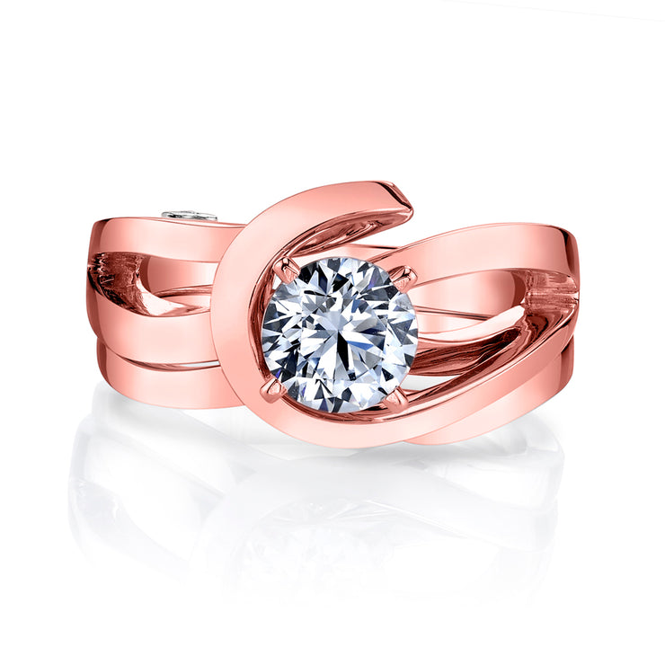Rose Gold | Juliet-engagement-ring