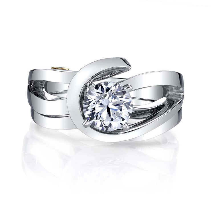 White Gold | Juliet-engagement-ring