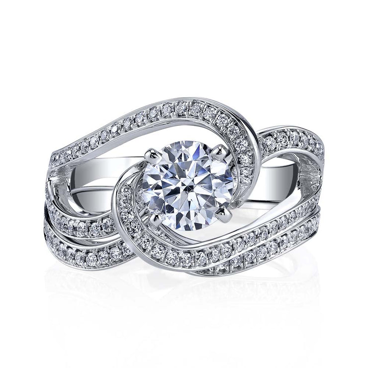 White Gold | Loyalty-engagement-ring