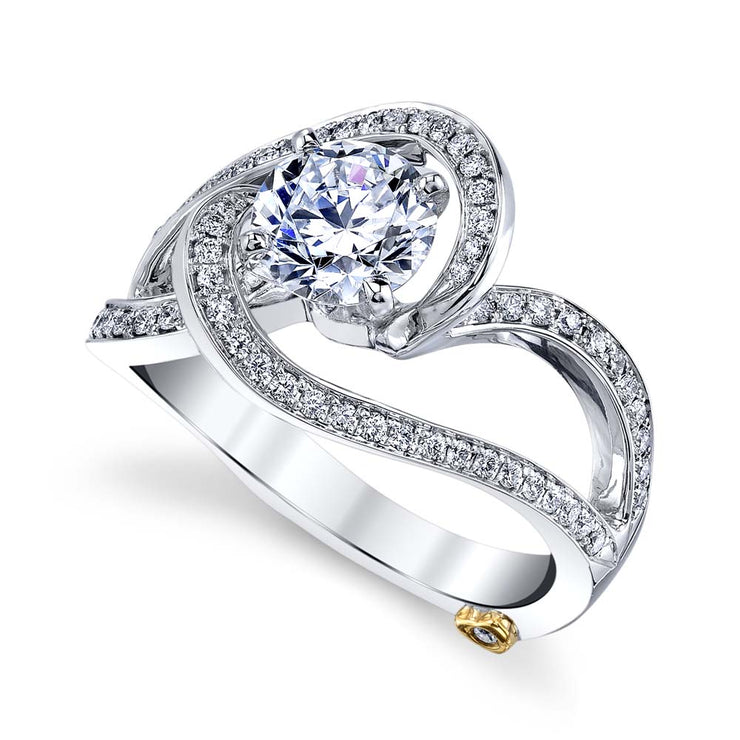 Platinum | Loyalty-engagement-ring