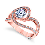 Rose Gold | Loyalty-engagement-ring