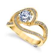 Yellow Gold | Loyalty-engagement-ring