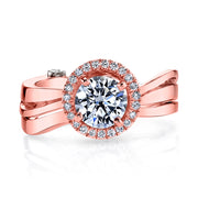 Rose Gold | Passion-engagement-ring