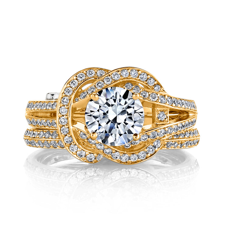 Yellow Gold | Royal-engagement-ring