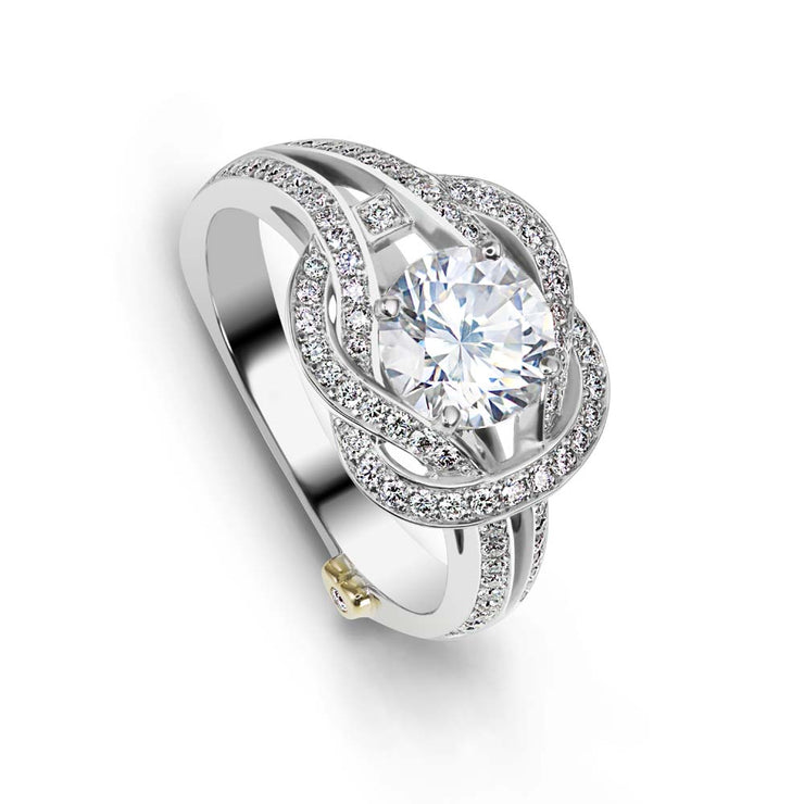 Platinum | Royal-engagement-ring