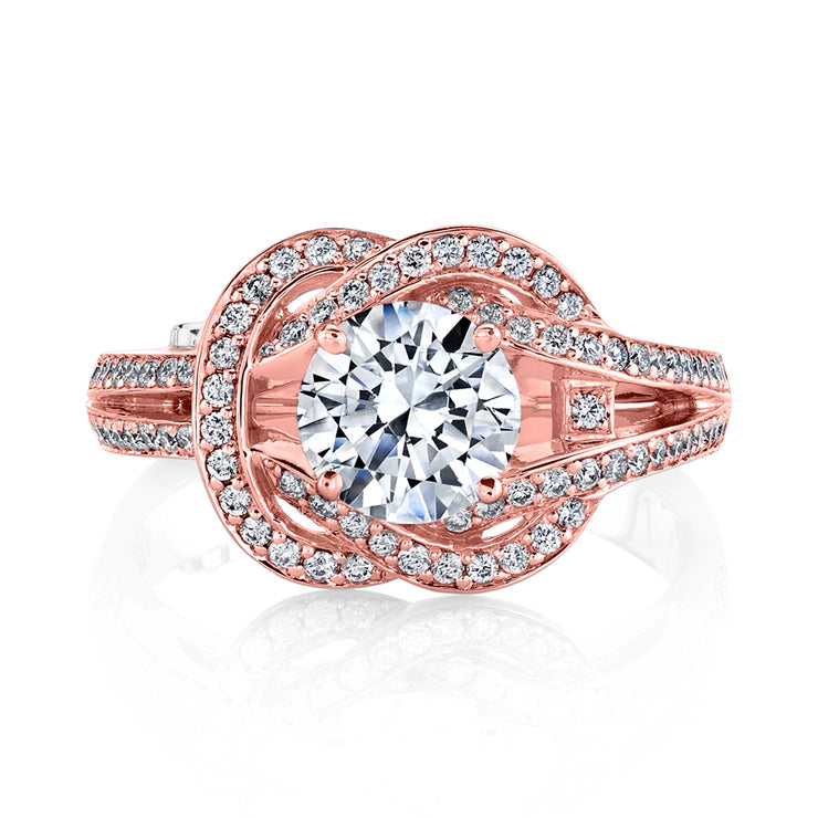 Rose Gold | Royal-engagement-ring