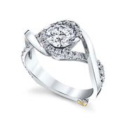 Platinum | Scintillate-engagement-ring