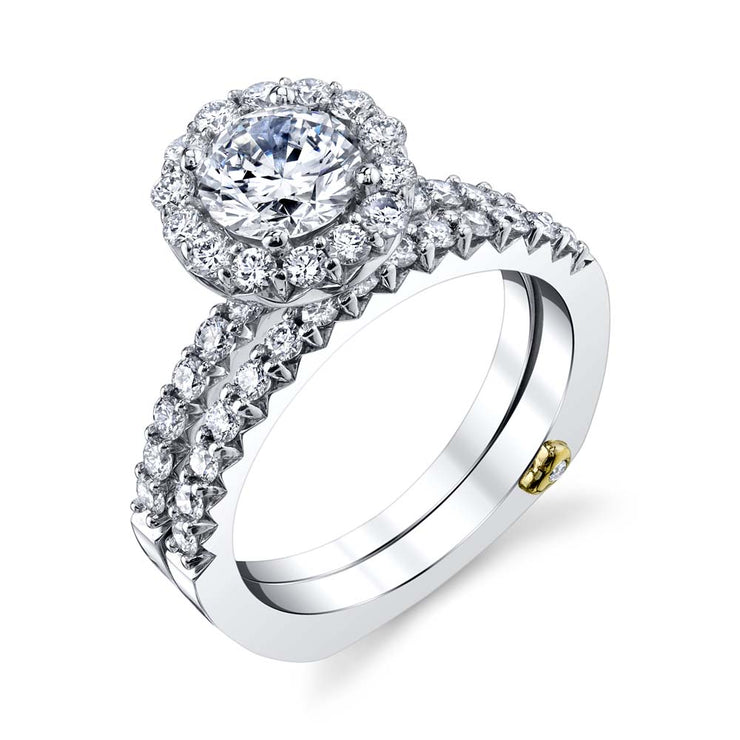 White Gold | Sentiment-engagement-ring