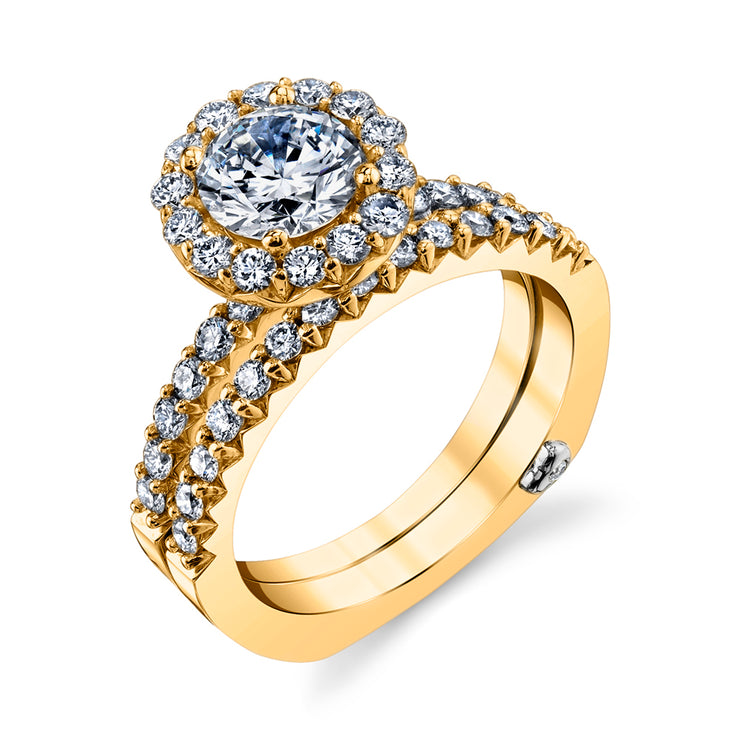 Yellow Gold | Sentiment-engagement-ring