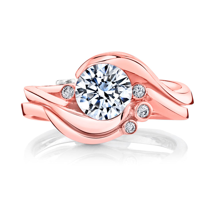 Rose Gold | Spark-engagement-ring