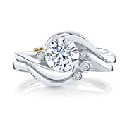 White Gold | Spark-engagement-ring