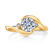 Yellow Gold | Spark-engagement-ring