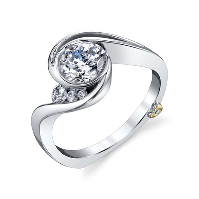 White Gold | Splendid-engagement-ring