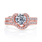 Rose Gold | Yearn-engagement-ring