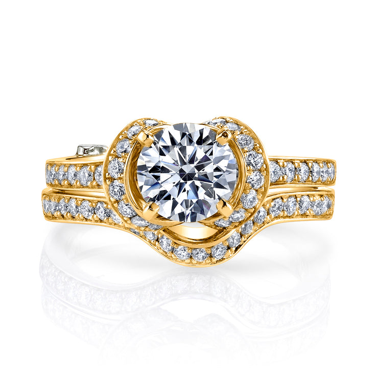 Yellow Gold | Yearn-engagement-ring