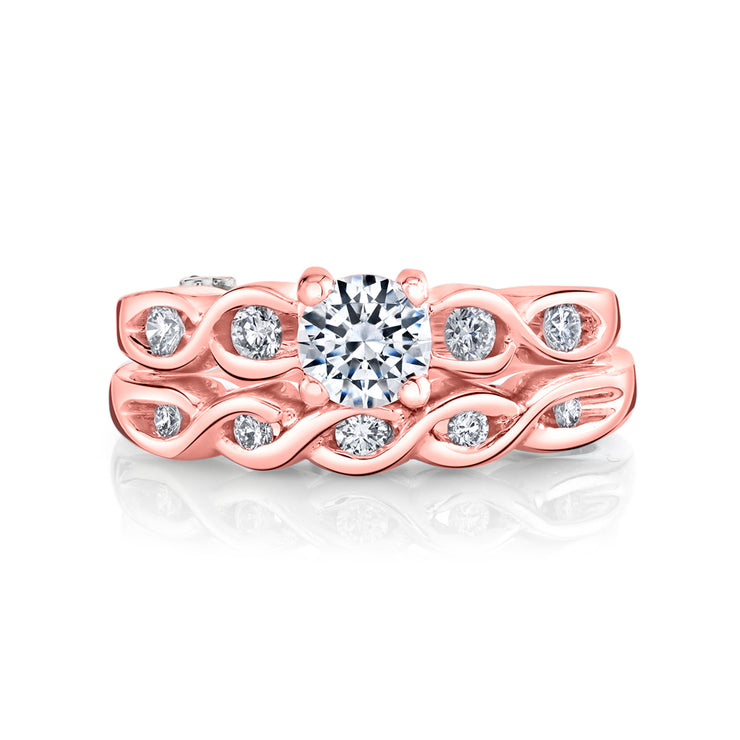 Rose Gold | Yours Truly-engagement-ring