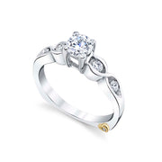 Platinum | Yours Truly-engagement-ring