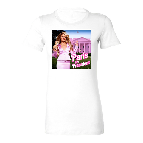 Paris For President Women's Tee Pre-Order