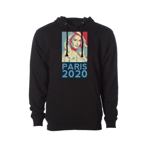 Paris 2020 Hooded Sweatshirt Pre-Order