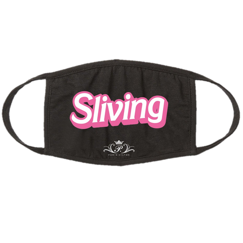 Sliving (Large Text) Face Mask
