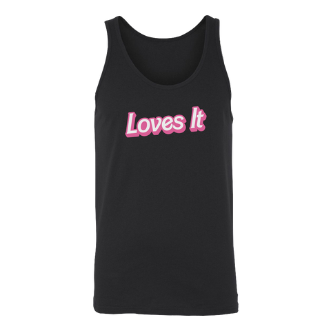 Loves It Unisex Tank