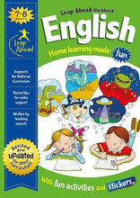 Load image into Gallery viewer, Leap Ahead Children Educational Books - English