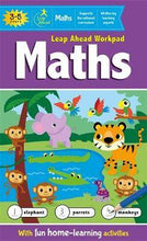 Load image into Gallery viewer, Leap Ahead Children Educational Books - Maths
