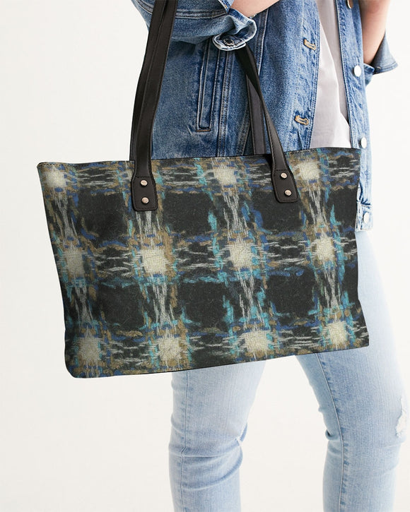 Pied de poule Stylish Tote - MADE AND PRINT TO ORDER