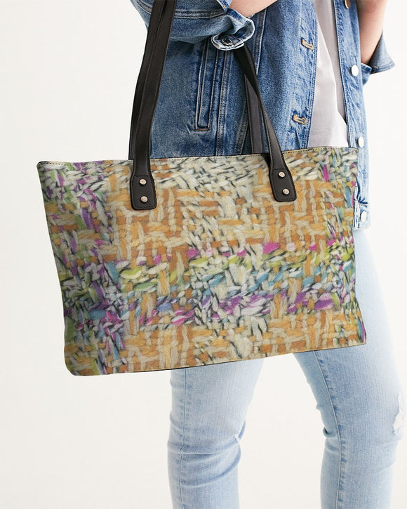 Wool Wall Stylish Tote - MADE AND PRINT TO ORDER