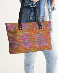 Mattone Stylish Tote - MADE AND PRINT TO ORDER