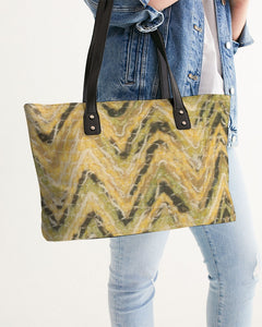 Frizzy Wool Stylish Tote - MADE AND PRINT TO ORDER