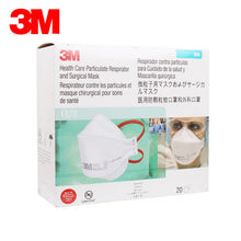 Load image into Gallery viewer, 3M N95 1870 Respirator Mask (20 pcs/box)