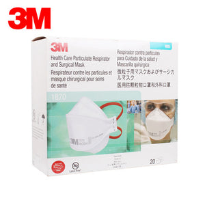 3M N95 1870 Respirator Mask (20 pcs/box)
