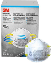 Load image into Gallery viewer, 3M N95 8210 Plus Industrial Respirator Mask (20 pcs/box)