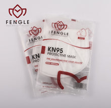 Load image into Gallery viewer, Fengle 5 layers KN95 Respirator Mask (20 pcs)
