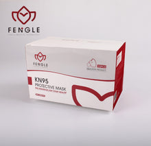 Load image into Gallery viewer, Fengle KN95 packaging
