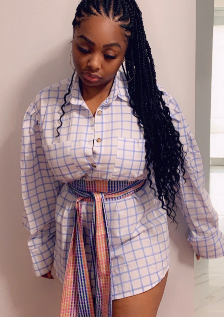 Checker Box Shirt