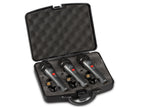 Wharfedale DM5.0s Wired Vocal Microphone (3 pc kit in hardcase)