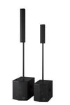 Wharfedale Isoline-812  Portable Active Column Speaker System