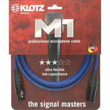 Klotz M1FM..N professional microphone cable with Neutrik XLR