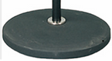 Round Base Microphone Stand