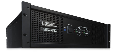 QSC RMX4050a Two-Channel Power Amplifier