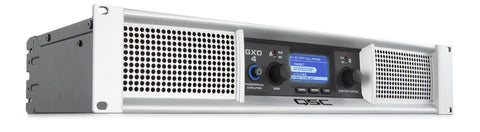 QSC GXD4 Digital Amplifier