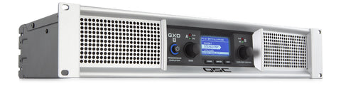 QSC GXD8 Digital Amplifier