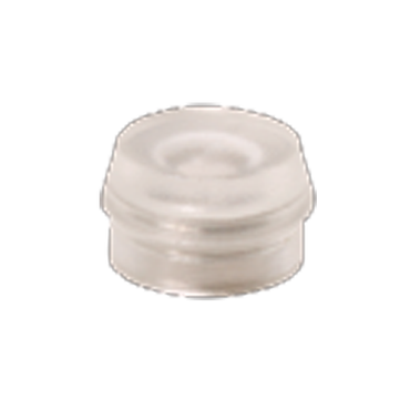 Soft Pink Silicone Cap for ball attachment