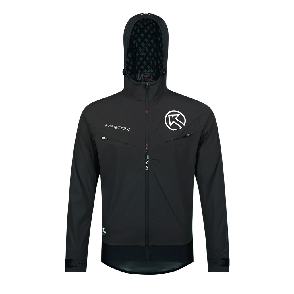 Veste imperméable Trail Running Refuge