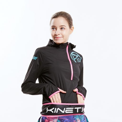 Kameleon Women's Wind Stopper Jacket for Trail Running