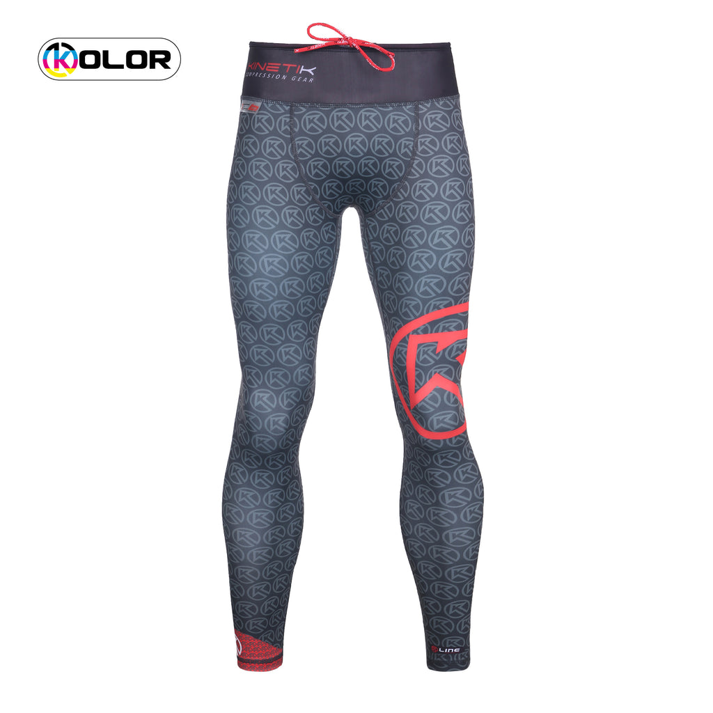 Herren Compression Legging Krossfit