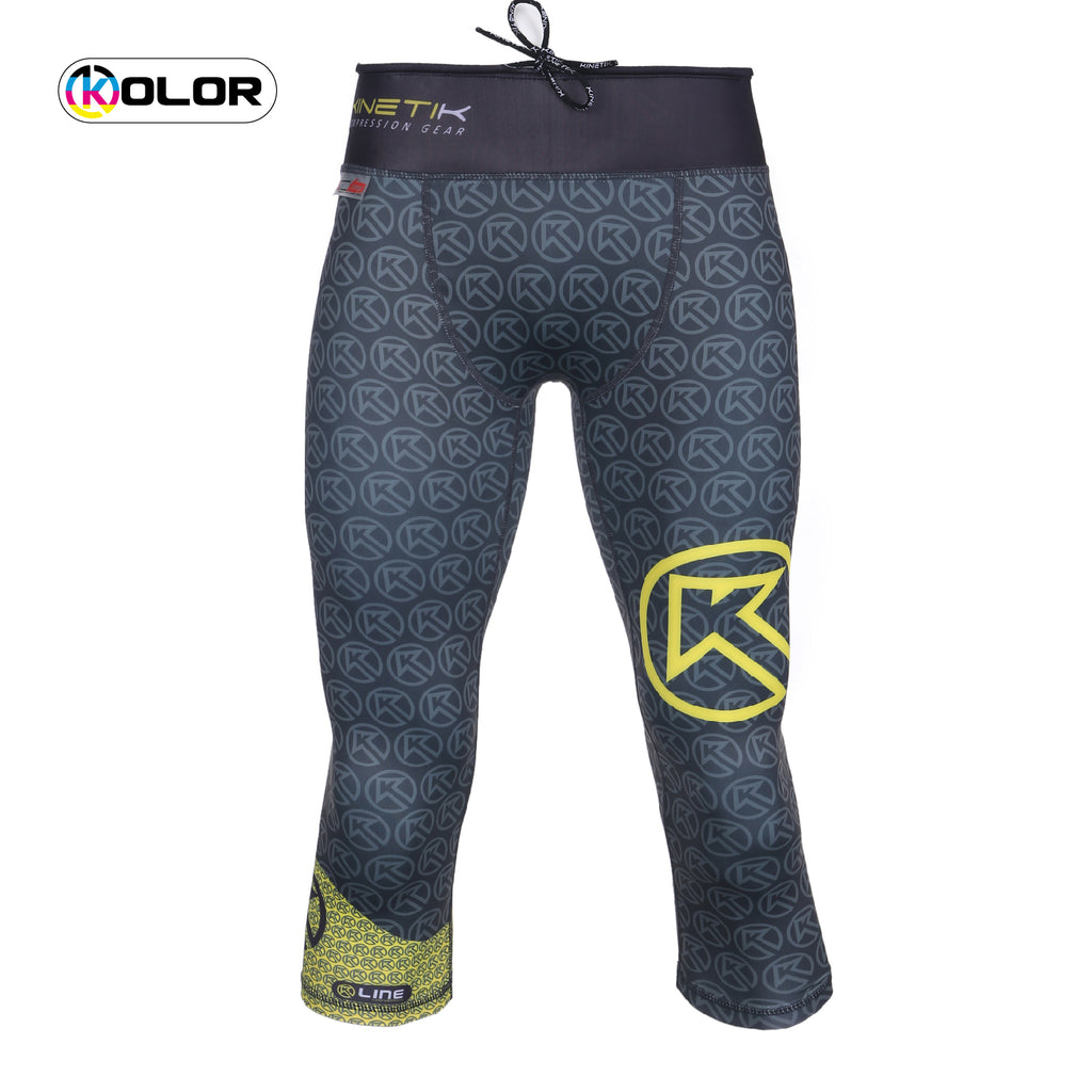 Collant de compression trois quarts Kinetik
