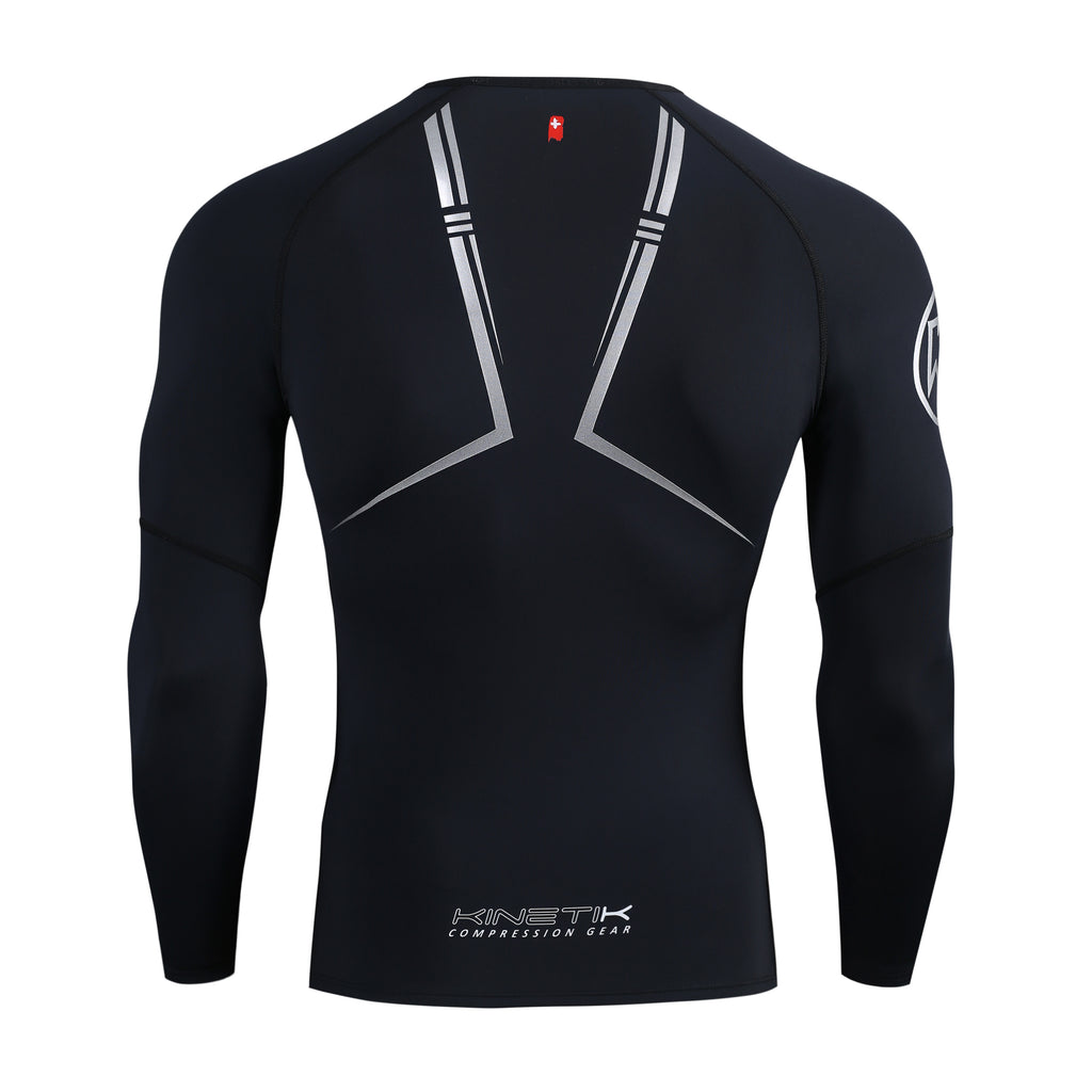 Men's Compression Shirt Long Sleeves